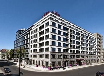 Hotel Adina Hackescher Markt Berlin